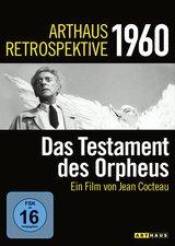 Arthaus Retrospektive 1960 - Das Testament des Orpheus Poster