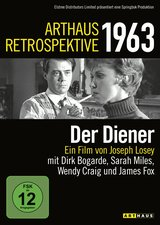 Arthaus Retrospektive 1963 - Der Diener Poster