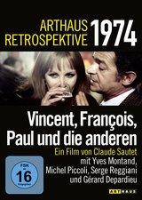 Arthaus Retrospektive 1974 - Vincent, Francois, Paul und die anderen Poster