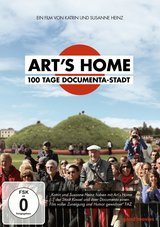 Art's Home - 100 Tage Documenta-Stadt Poster