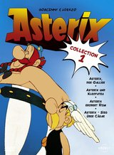 Asterix - Collection 1 (4 DVDs) Poster