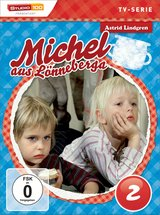Astrid Lindgren: Michel aus Lönneberga - TV-Serie, DVD 2 Poster