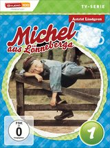 Astrid Lindgren: Michel aus Lönneberga - TV-Serie, DVD 1 Poster