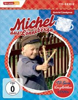 Astrid Lindgren: Michel aus Lönneberga - TV-Serie Komplettbox (TV-Edition, 3 Discs) Poster