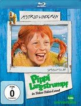 Astrid Lindgren: Pippi in Taka-Tuka-Land Poster