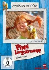 Astrid Lindgren: Pippi Langstrumpf, Erster Teil - Spielfilm Poster