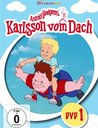 Astrid Lindgrens Karlsson vom Dach - DVD 01 Poster