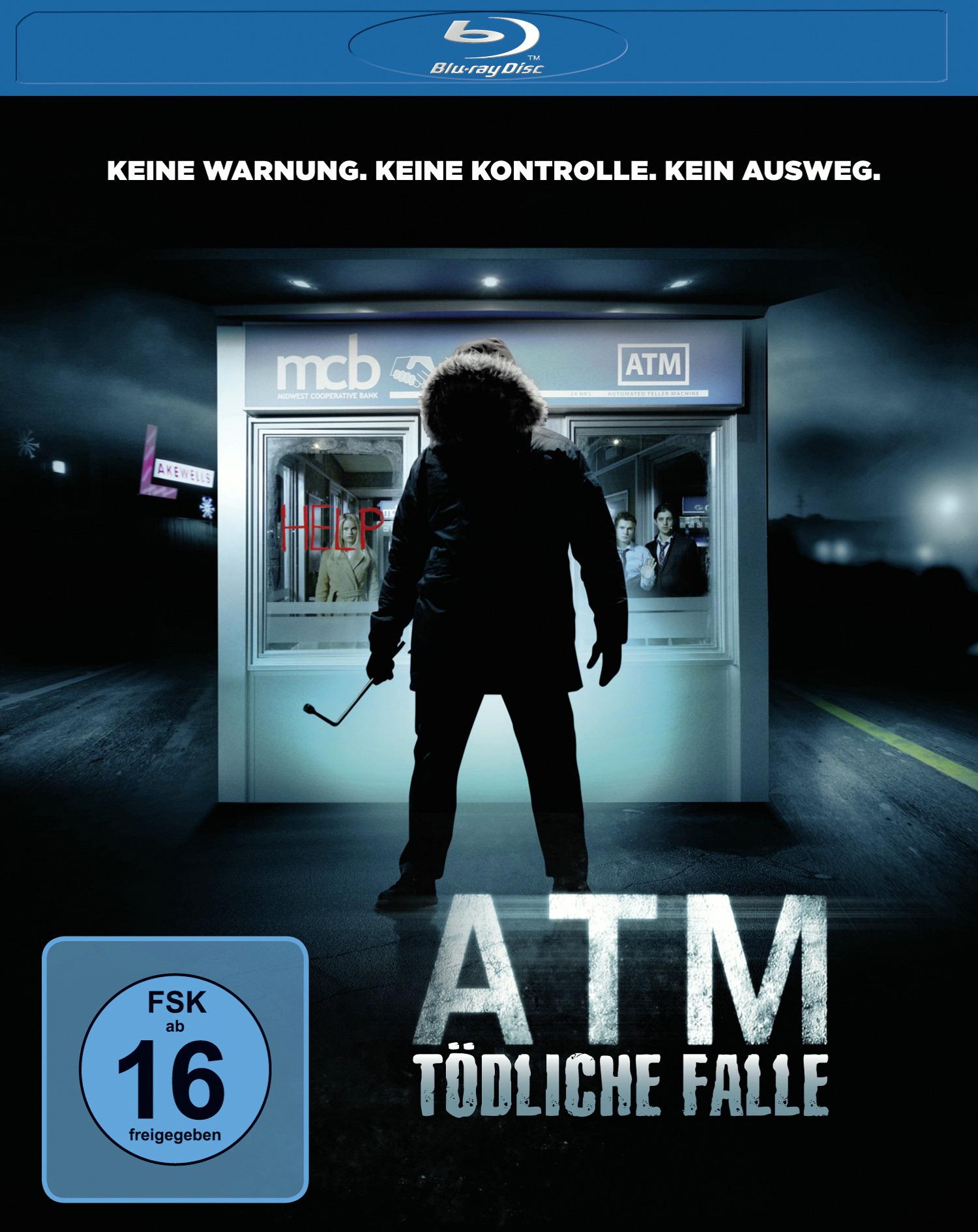 ATM - Tödliche Falle Poster