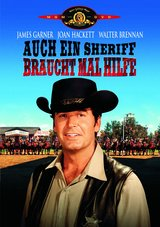 Auch ein Sheriff braucht mal Hilfe Poster