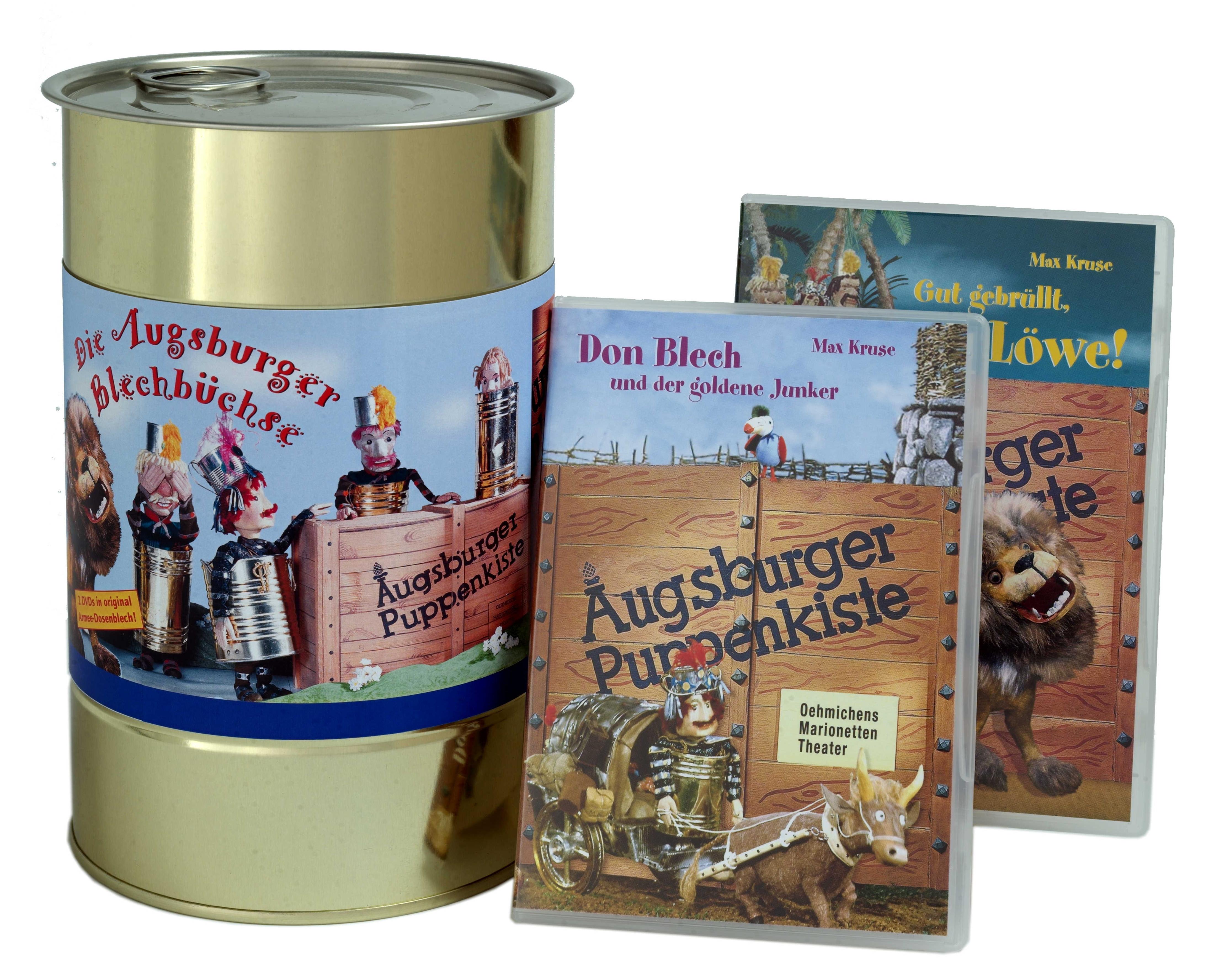 Augsburger Puppenkiste - Die Blechbüchsenarmee Poster
