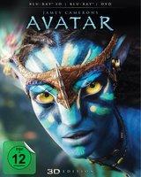 Avatar - Aufbruch nach Pandora (Blu-ray 3D, 2 Discs) Poster