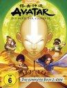 Avatar - Der Herr der Elemente, Das komplette Buch 2: Erde (4 DVDs) Poster