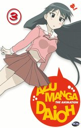 Azumanga Daioh - Vol. 03 Poster