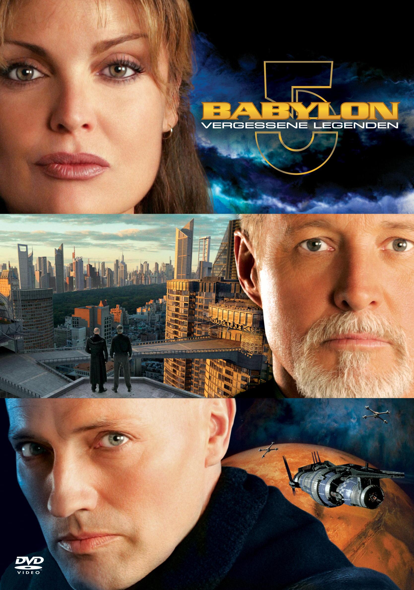Babylon 5: Vergessene Legenden - Stimmen aus dem Dunkel Poster