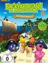 Backyardians - Die Hinterhofzwerge: Der Piratenschatz Poster