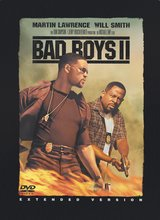 Bad Boys II (Extended Version, Steelbook) Poster