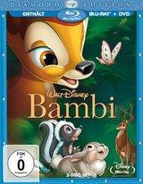 Bambi (Diamond Edition, + DVD) Poster