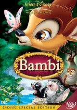 Bambi (Special Edition, 2 DVDs) Poster