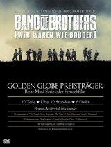 Band of Brothers - Wir waren wie Brüder: Die komplette Serie (6 DVDs) Poster