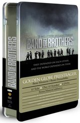 Band of Brothers - Wir waren wie Brüder (Metall Box Set, FSK 18) Poster