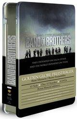 Band of Brothers - Wir waren wie Brüder (Metall Box Set, FSK 18) Poster