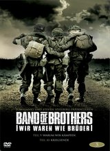 Band of Brothers - Wir waren wie Brüder, Teil 5: Warum wir kämpfen/Kriegsende Poster