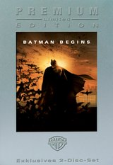Batman Begins (2 DVDs im Metalpak) Poster