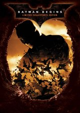 Batman Begins (DVD Gift Set, 2 DVDs) Poster