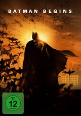 Batman Begins (Einzel-DVD) Poster