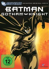 Batman: Gotham Knight (Einzel-DVD) Poster