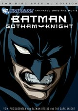 Batman: Gotham Knight (Special Edition, 2 DVDs im Steelbook) Poster