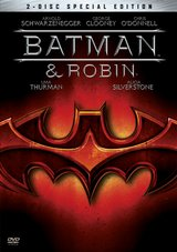 Batman & Robin (Special Edition, 2 DVDs) Poster