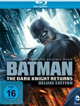 Batman: The Dark Knight Returns, Teil 1 + 2 (Deluxe Edition) Poster
