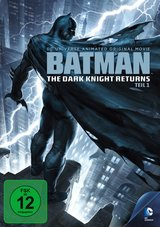 Batman: The Dark Knight Returns, Teil 1 Poster