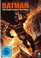 Batman: The Dark Knight Returns, Teil 2 Poster
