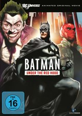Batman: Under the Red Hood (Einzel-Disc) Poster