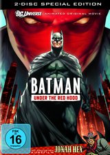 Batman: Under the Red Hood (Special Edition, 2 Discs) Poster