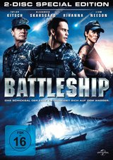 Battleship (Special Edition, 2 Discs) Poster