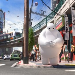 Baymax - Riesiges Robowabohu - Trailer Poster