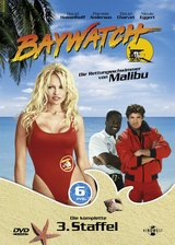 Baywatch - Die komplette 03. Staffel (6 DVDs) Poster