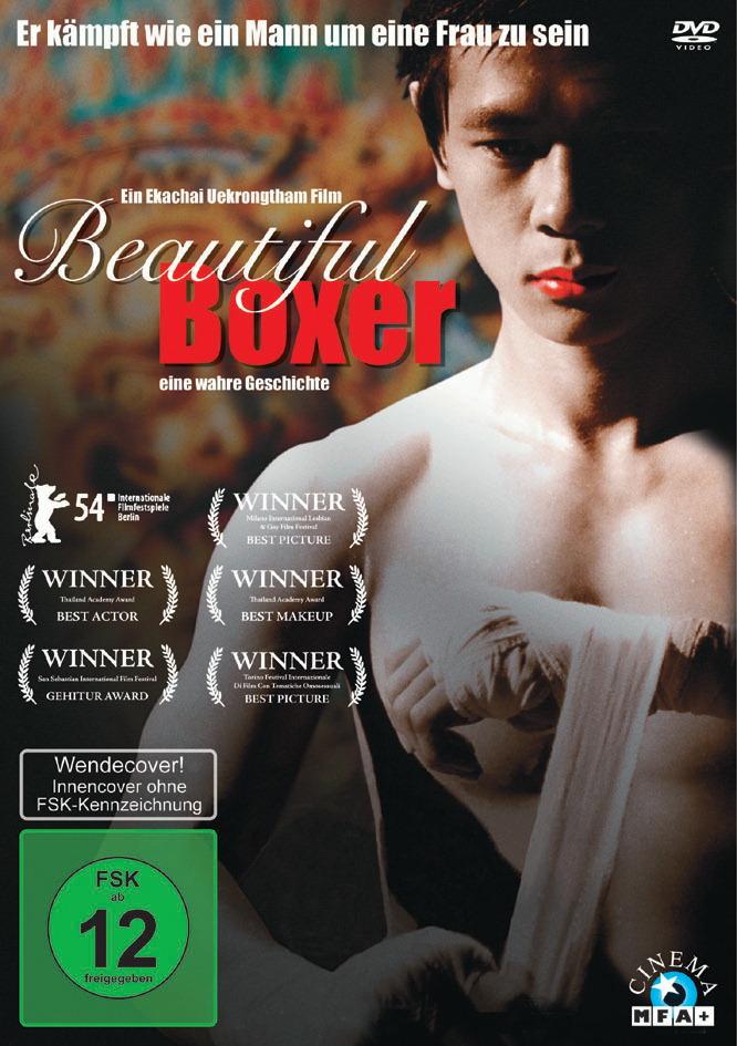 Beautiful Boxer (Einzel-DVD) Poster