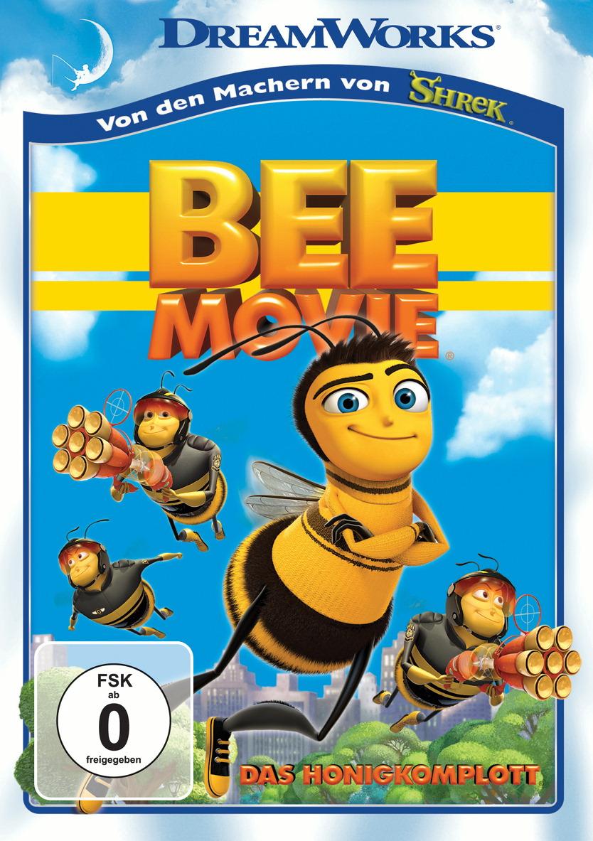 Bee Movie - Das Honigkomplott Poster