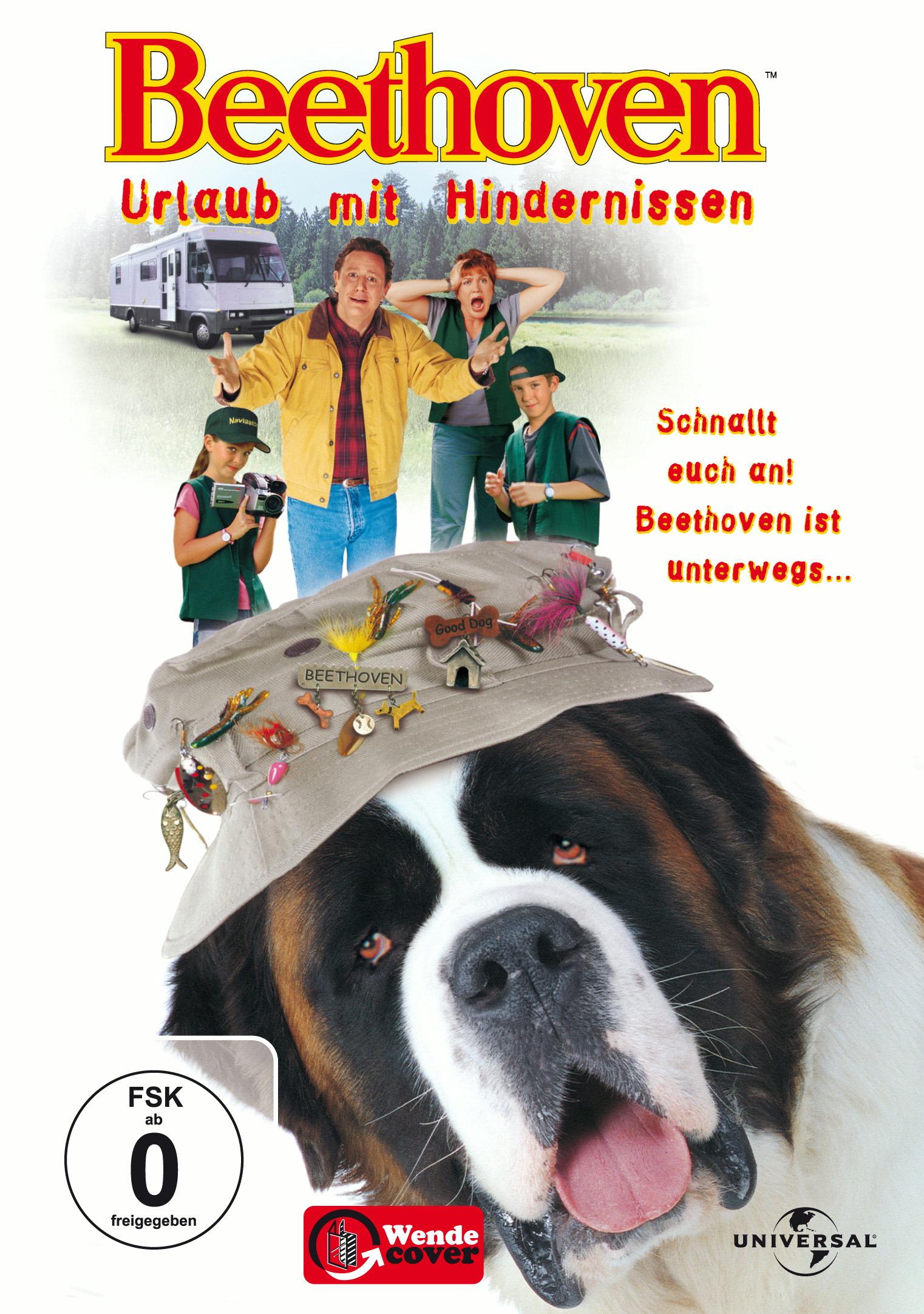 Beethoven 3 - Urlaub mit Hindernissen Poster