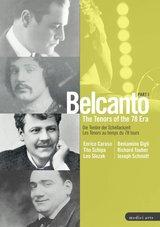 Belcanto - Die Tenöre der Schellackzeit Part I Poster