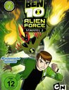 Ben 10: Alien Force - Staffel 2, Vol. 2 Poster