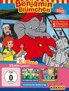 Benjamin Blümchen - Der Erdbeereis-Roboter / Der Zauberzirkus Poster
