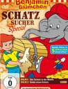 Benjamin Blümchen - Schatzsucher Spezial Poster