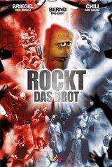 Bernd das Brot - Rockt das Brot Poster
