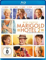 Best Exotic Marigold Hotel 2 Poster
