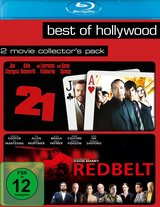 Best of Hollywood - 2 Movie Collector's Pack: 21 / Redbelt (2 Discs) Poster